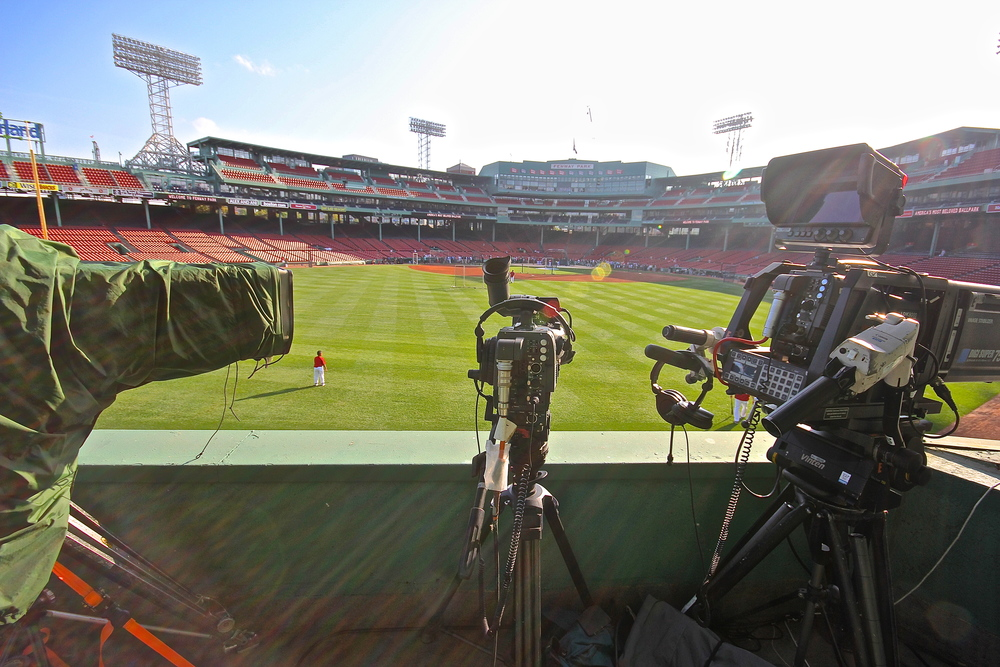 Fenway camera well