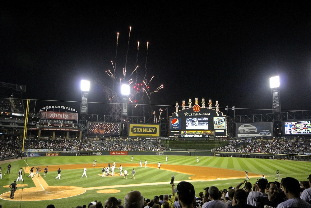 White Sox win!