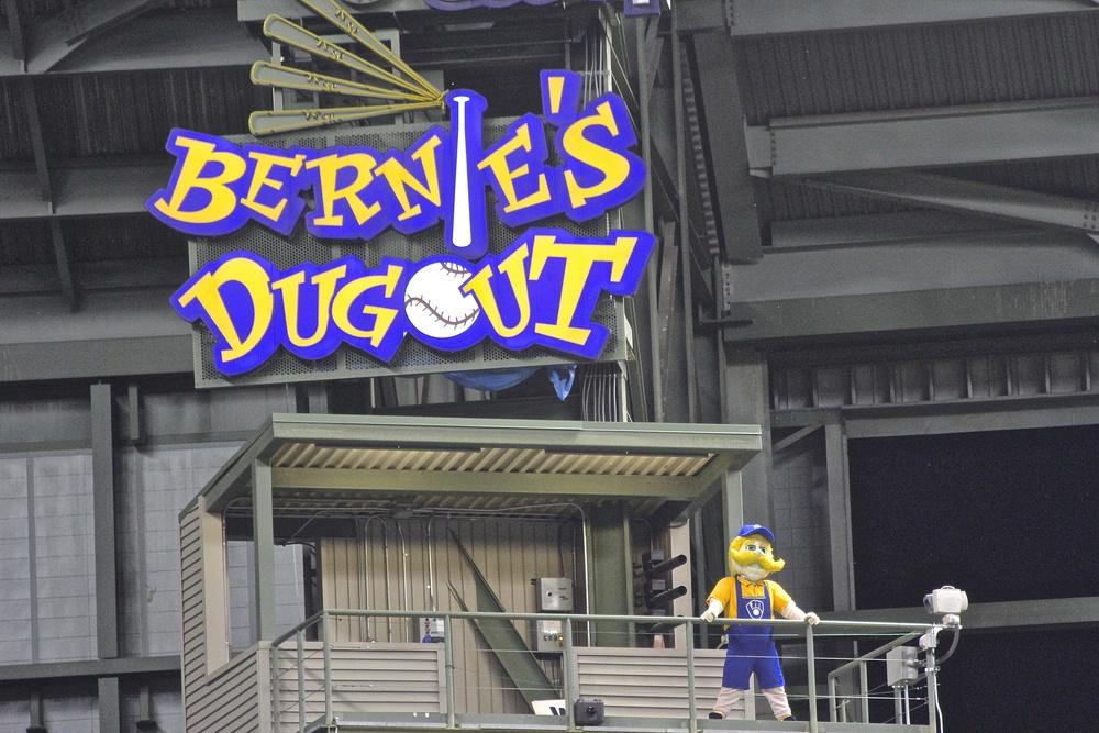 Bernie's Dugout