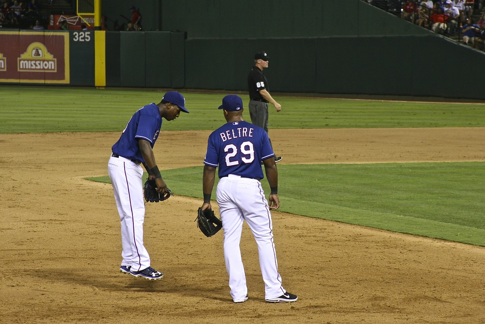 Adrian Beltre and Jurickson Profar