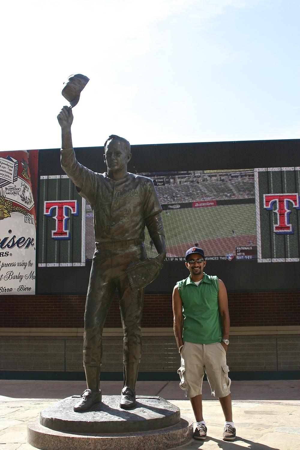 Me and Nolan Ryan