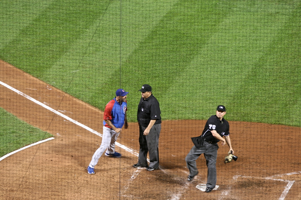Dale Sveum ejected