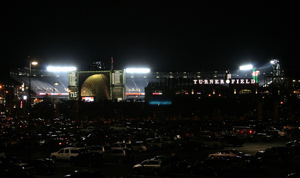 Goodnight Turner Field