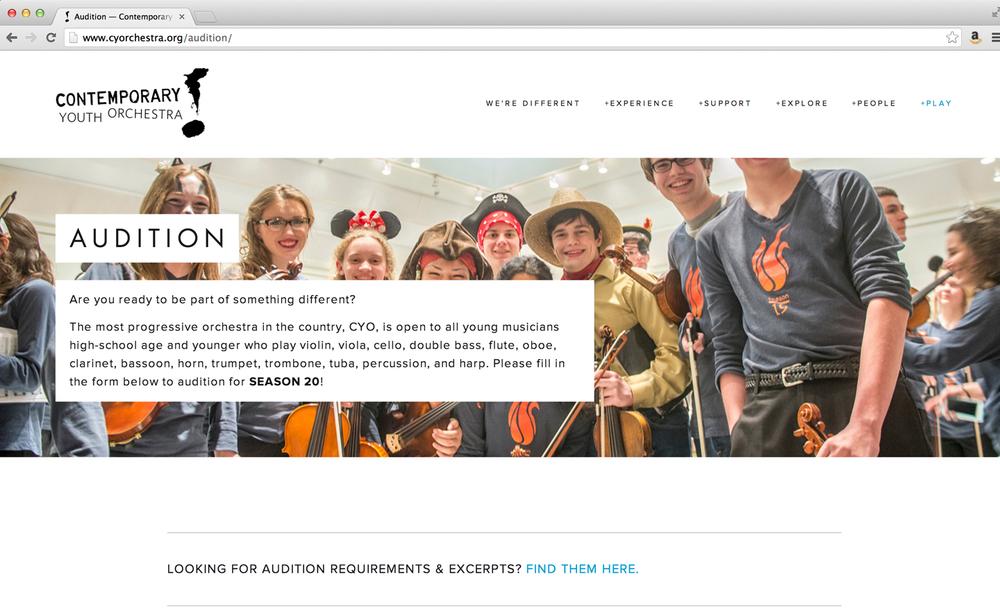 Joe Weagraff CYO Website 5