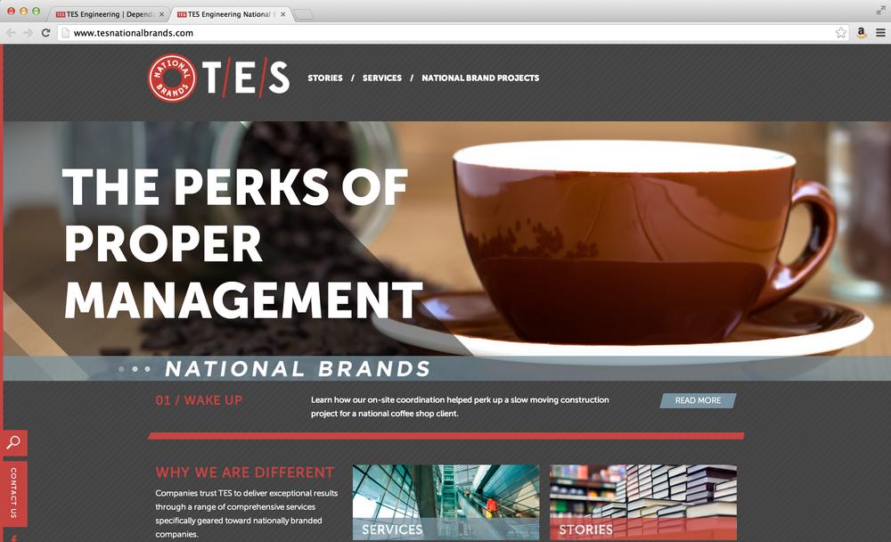 TES National Brands