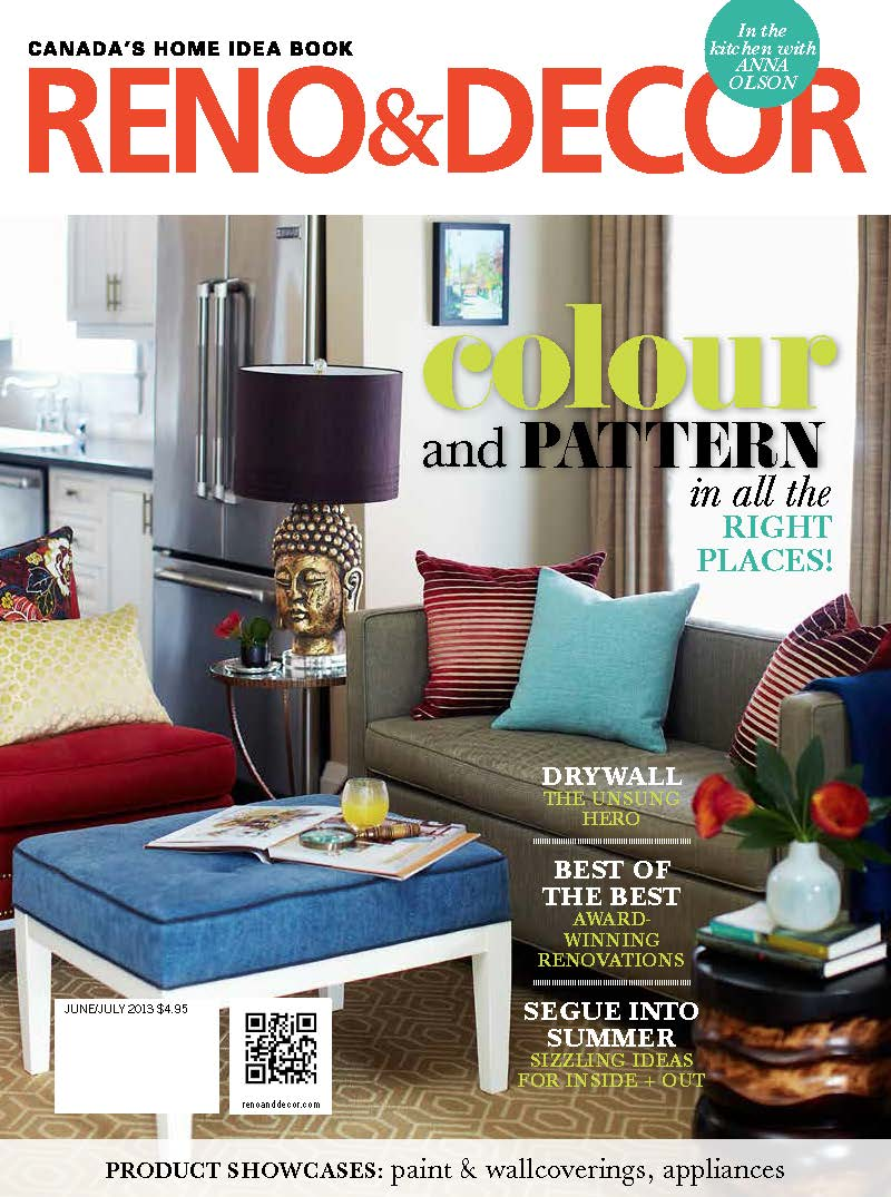 Reno and Decor Cover Story | June 2013