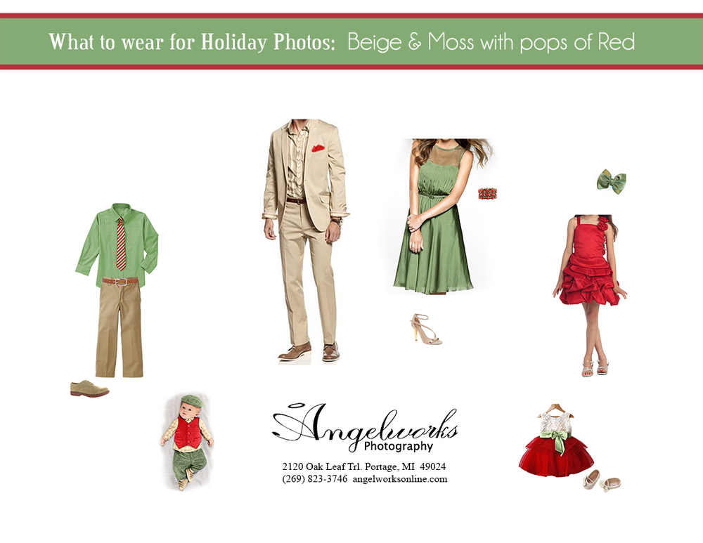 What-to-wear-for-Holiday-photos_Beige-Moss-Red_2014