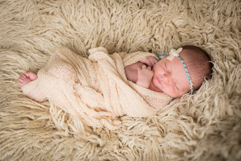 Portage_Michigan_newborn_Photographer:Blue_band