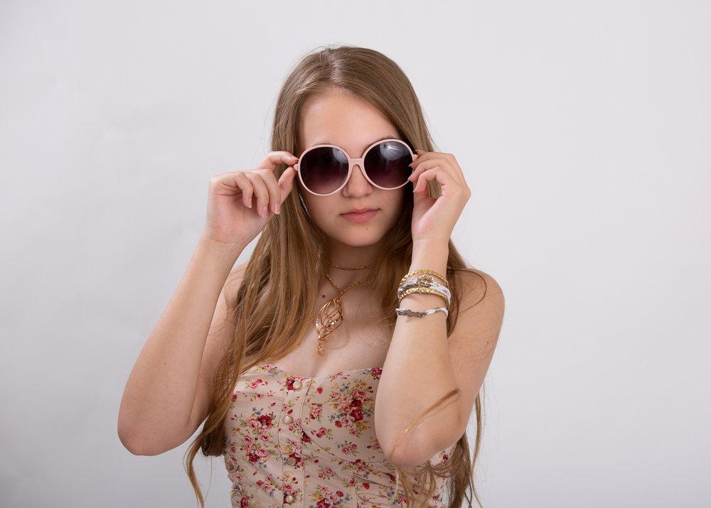 Female teen model michigan