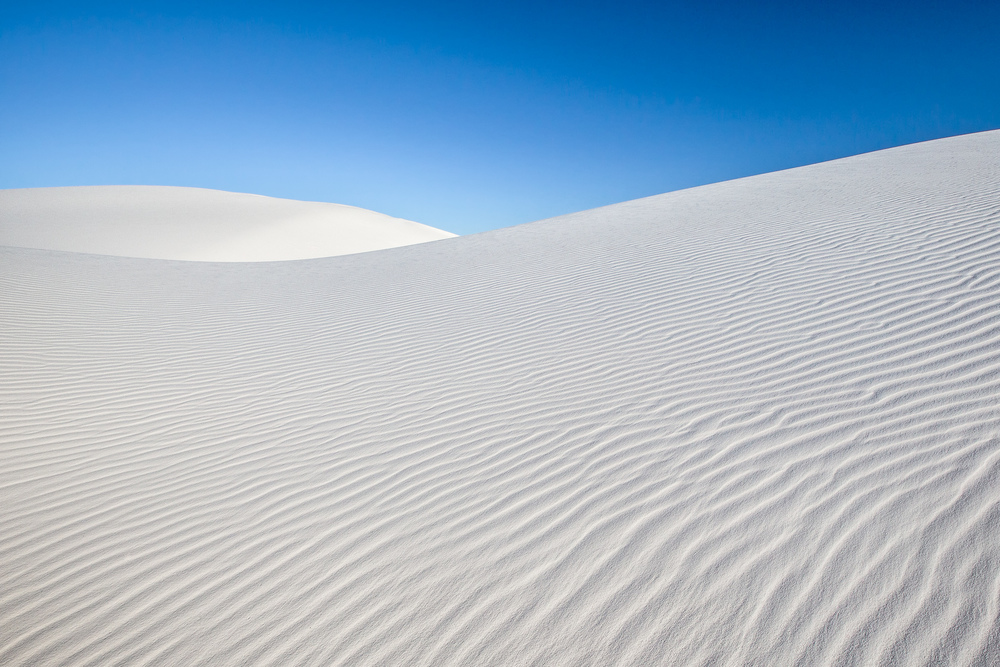 White Sands, Gypsum Ripples