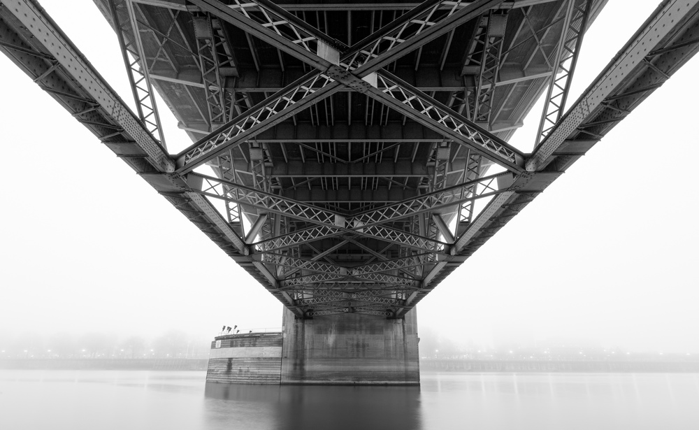 Under the Burnside Bridge