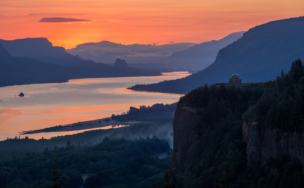 Crown Point Summer Sunrise