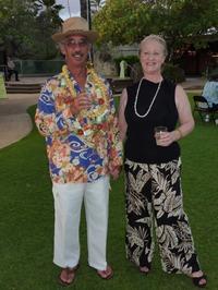 Scott and Noni Thompson