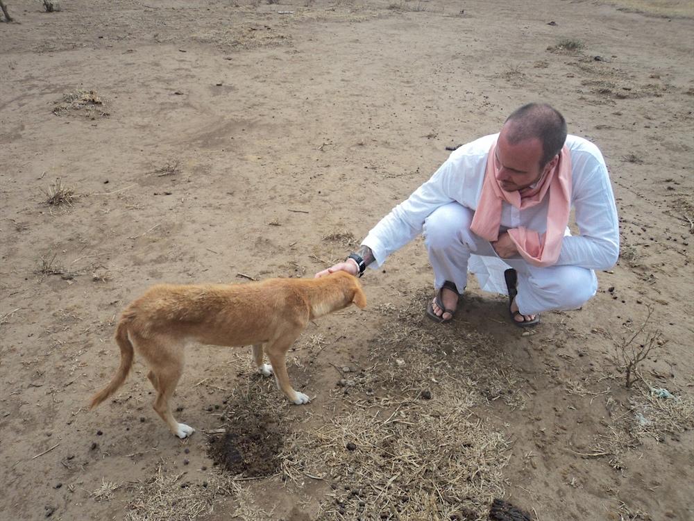 Me in Narok, Kenya