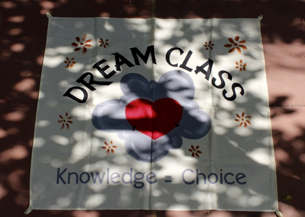 Dream Class banner.