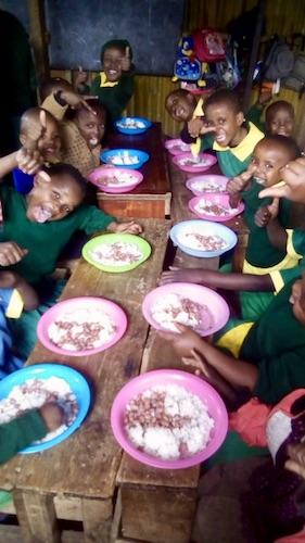 Malezi School Lunch