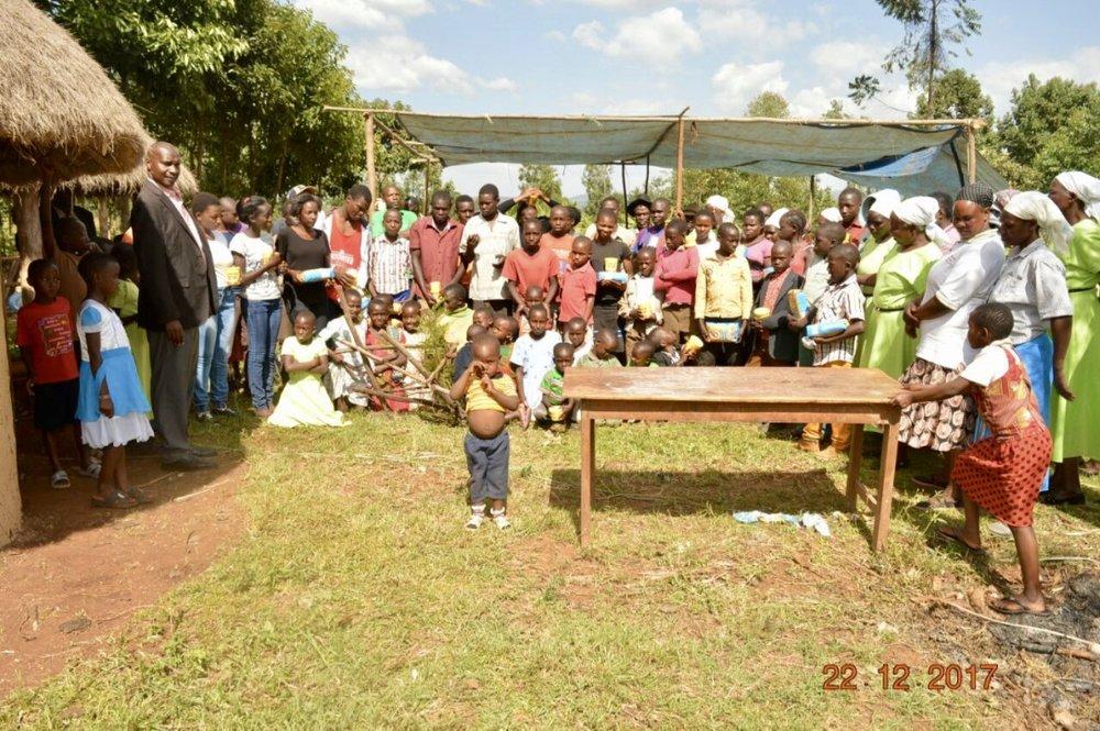 Kisii Orphan's Christmas, 2017
