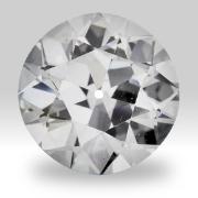 An Old European cut diamond.