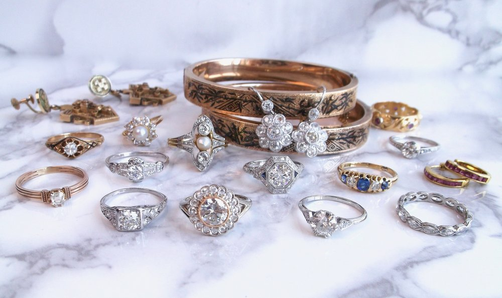 Your newest addition is awaiting you! This array of beauties are now available under the Engagement Rings, Gemstone Rings, Bracelets and Earrings options in the menu!