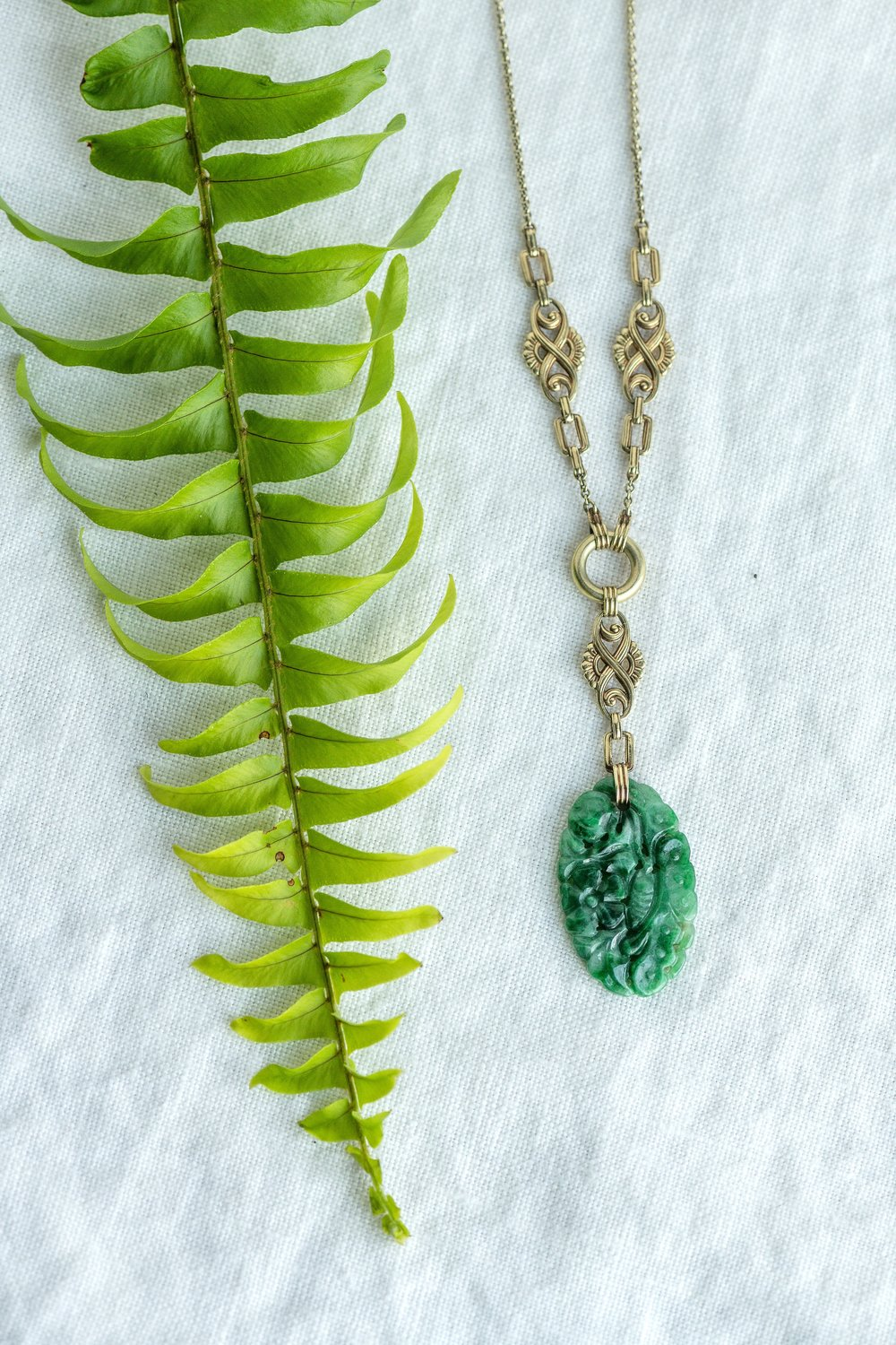 Shades of green-fresh and clean! Tap the photo to shop the pendant  HERE . 💚🌿🍵🍀🍈🌳🍾🌵🥝🌱🍐🌴🥑🈯️💚