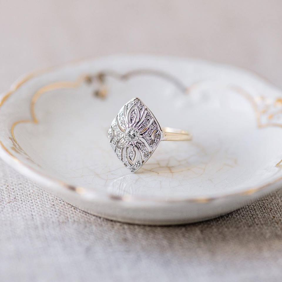 Some decisions are easy… like adding this diamond ring to your jewelry box for under $600! Shop  HERE .