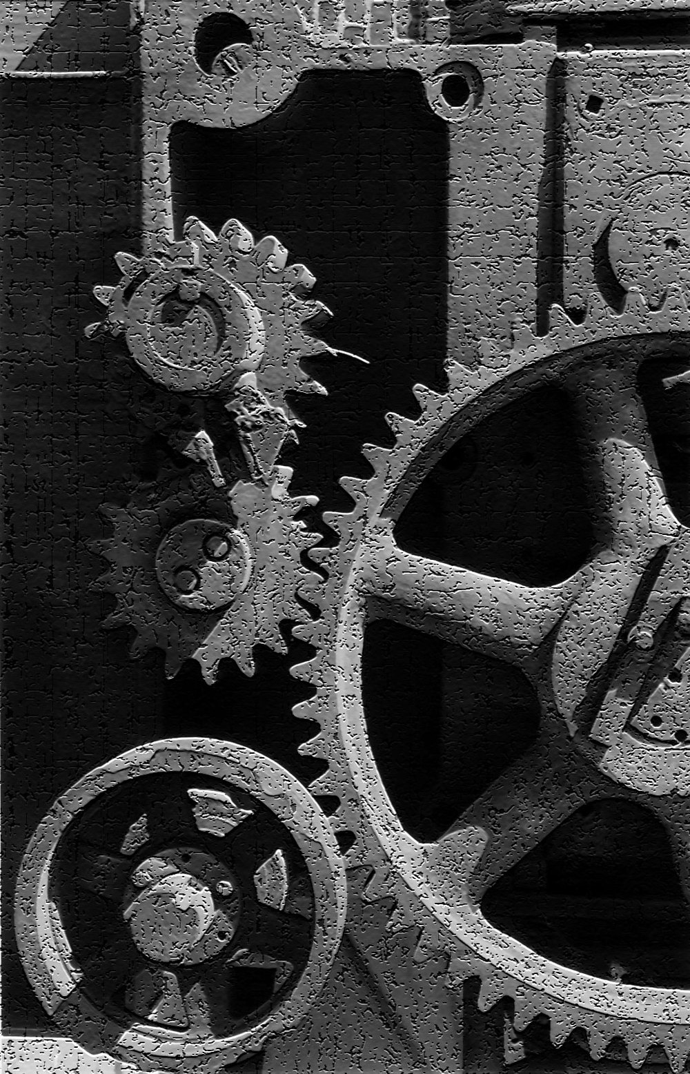 Gear wheels 2