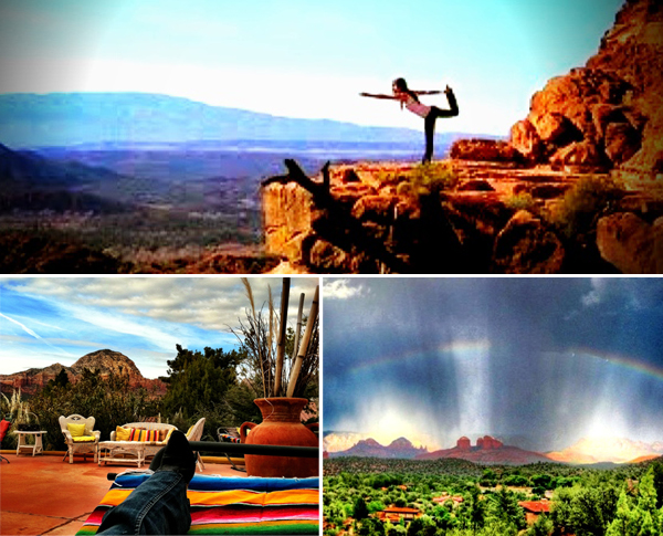 Sacred Red Rock Journey in Sedona June 16-23,2013