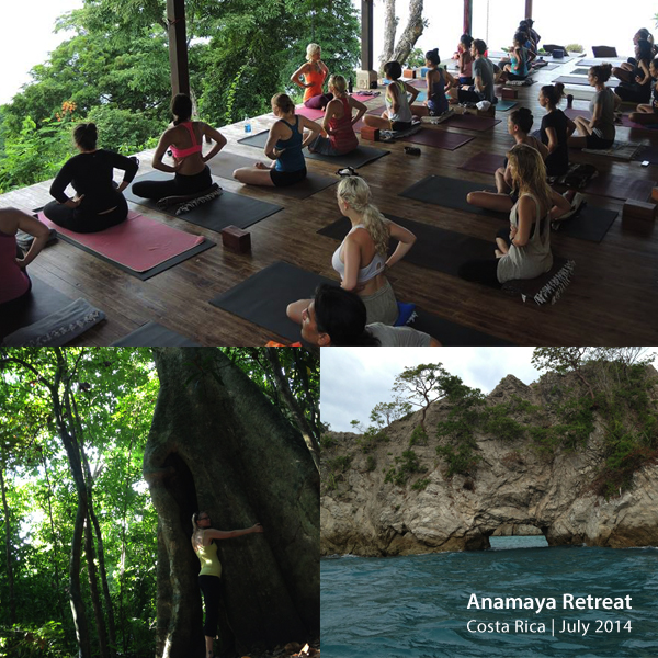 Anamaya Yoga Vacation in Costa Rica July 19-26, 2014