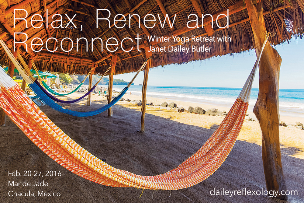 Winter Yoga Retreat in Chacula, Mexico at Mar de Jade February 20-27, 2016