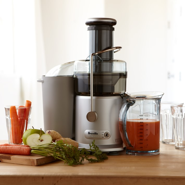 essential kitchen electrics  / the best juicer
