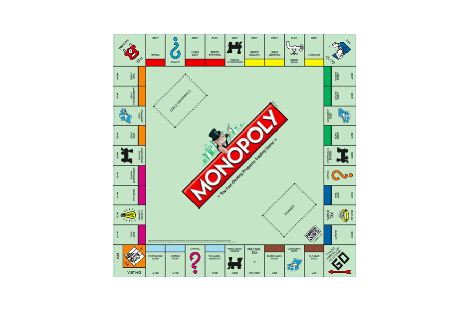 the best games for adults  /  monopoly