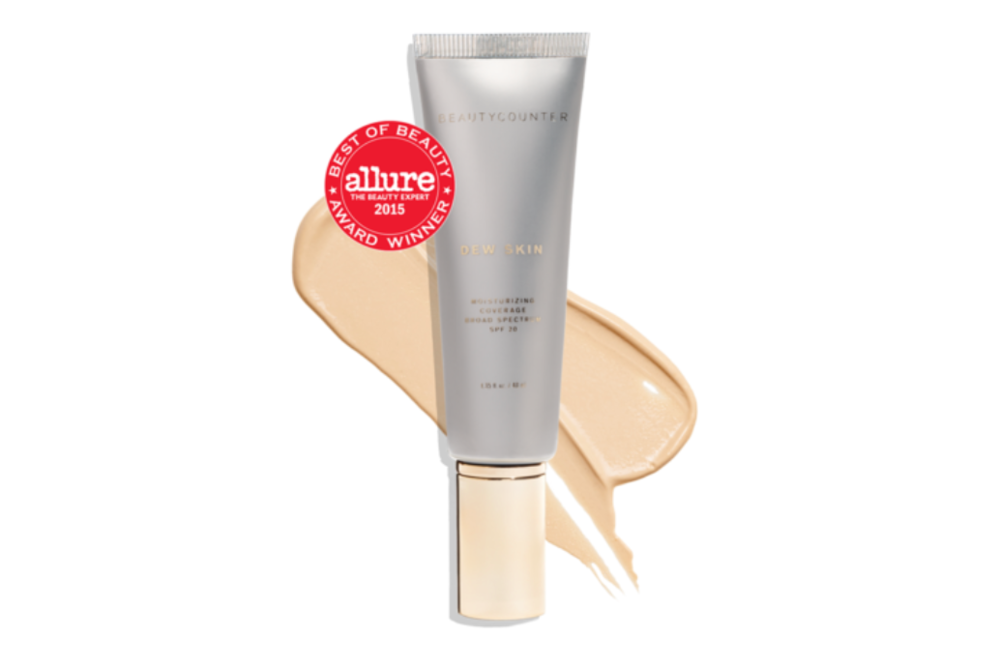 the best non-toxic tinted moisturizer with spf
