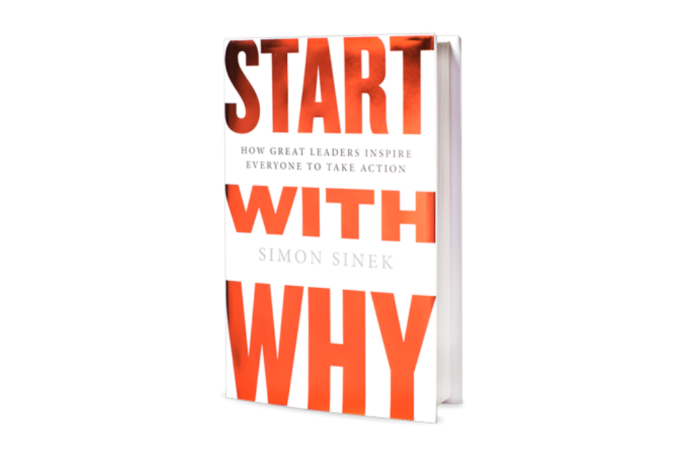 books for entrepreneurs  /  start with why