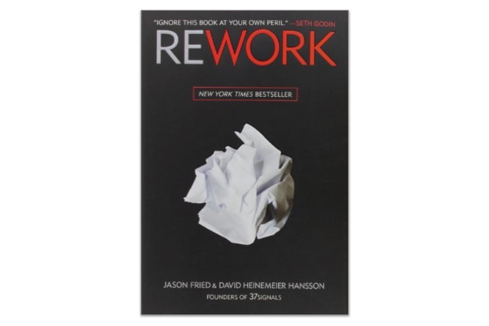 books for entrepreneurs  /  rework