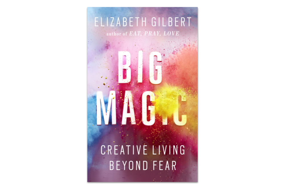 books for entrepreneurs  /  big magic