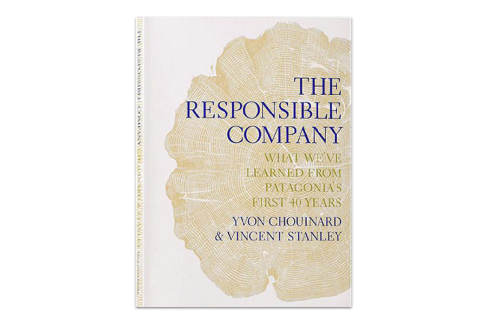 books for entrepreneurs  /  the responsible company