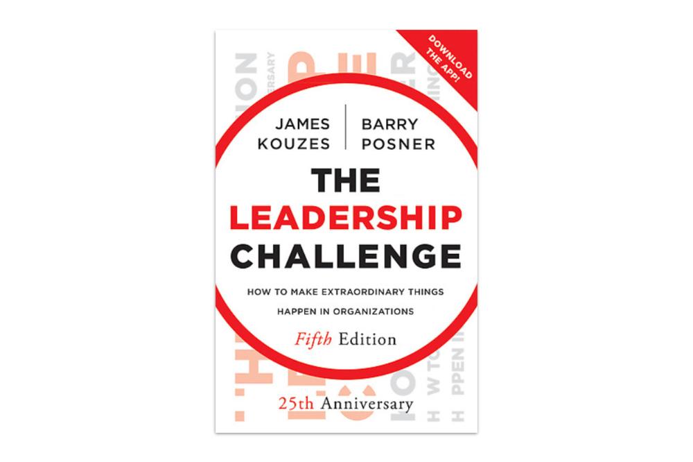 books for entrepreneurs  /  the leadership challenge