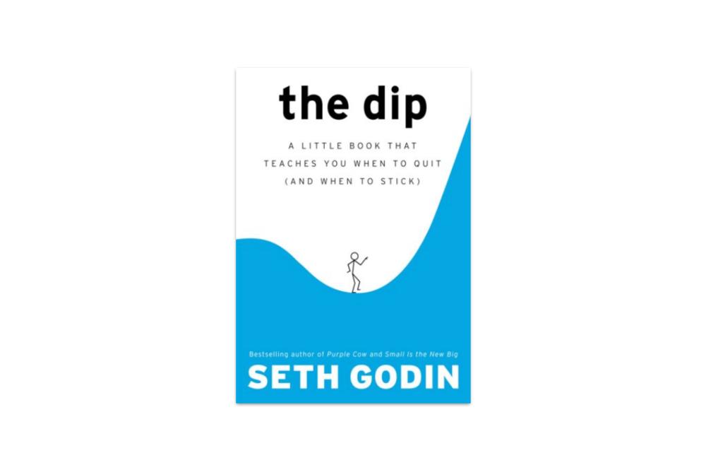 books for entrepreneurs  /  the dip