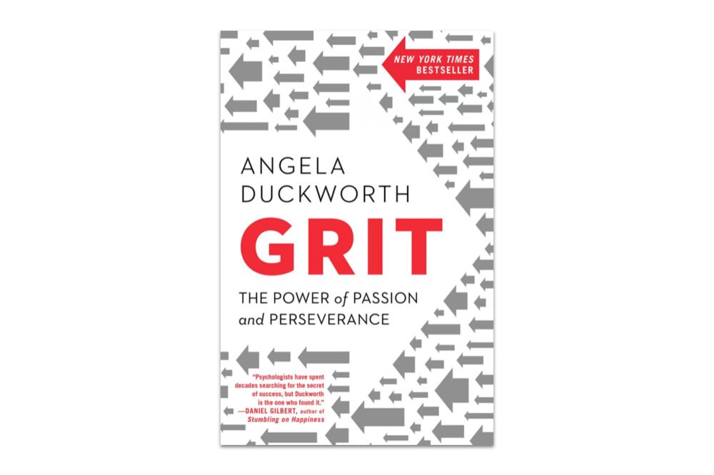 books for entrepreneurs  /  grit