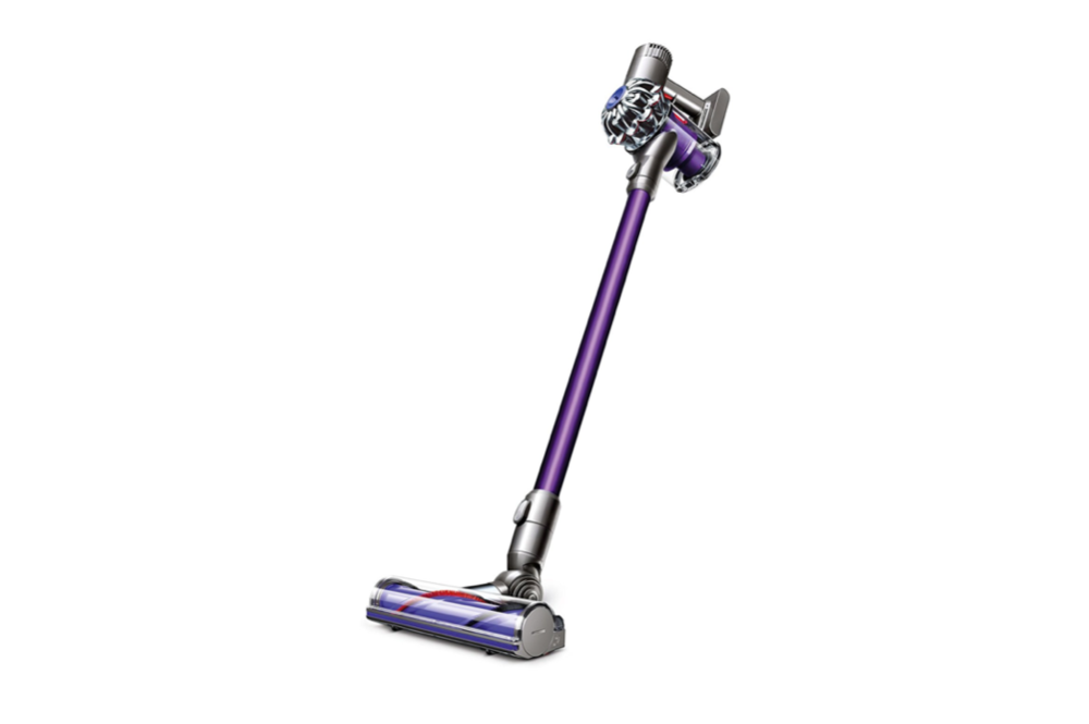 cleaning supplies + essentials  /  the best cordless vacuum