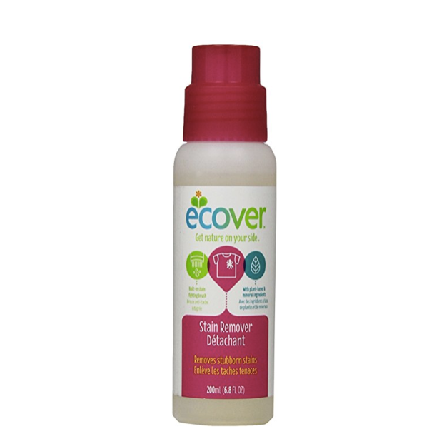 laundry essentials  /  the best non-toxic fabric stain remover
