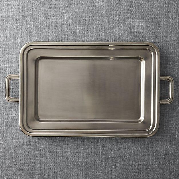 classic entertaining + serveware essentials  /  the best trays