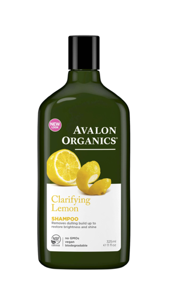 the best non-toxic shampoo / avalon organics clarifying lemon shampoo