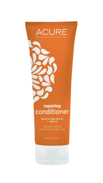 the best non-toxic conditioner / acure hydrating conditioner