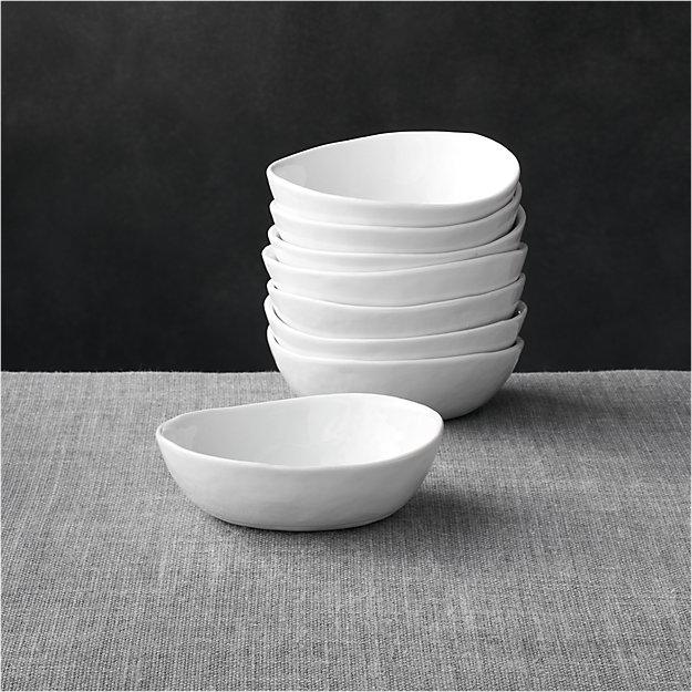 classic entertaining + serveware essentials  /  the best mini bowls
