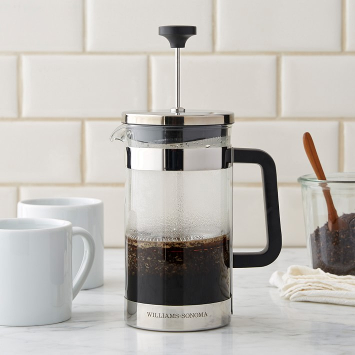essential kitchen electrics  / the best french coffee press
