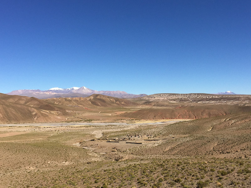Stunning Bolivian landscapes everywhere you look.