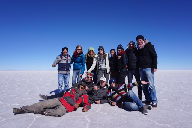 and there you have it ladies and gentlemen, the Bolivian Salt Flat Tour 2015