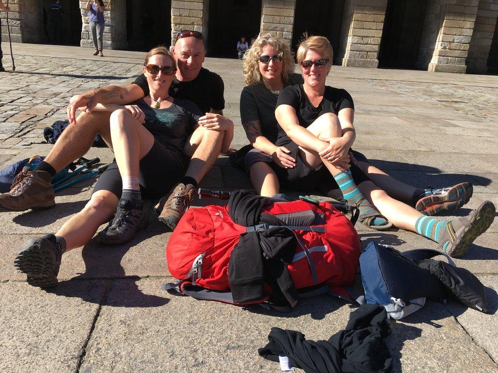 Video Blog Camino Journey