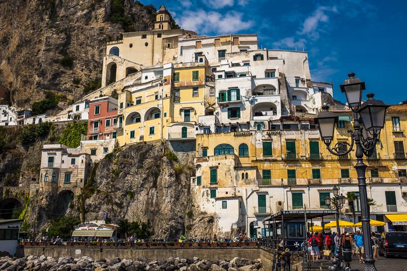 Italy, Amalfi Coast vs Cinque Terre